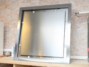 348 Siemens Einbau-Deckenlüfter