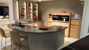 21139 Linie 3 – 33645 Musterküche von M+W Küchen